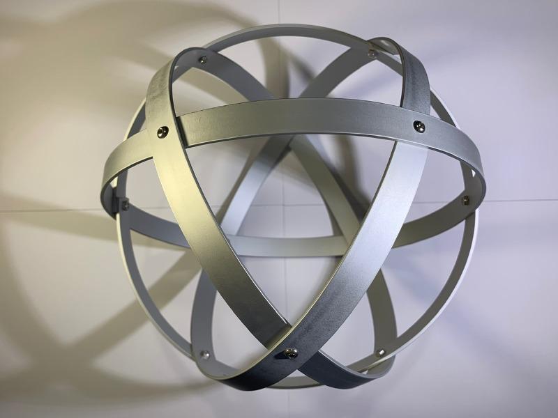 genesa-21-cm-alluminio-satinato-argento-profilo-1-5-cm