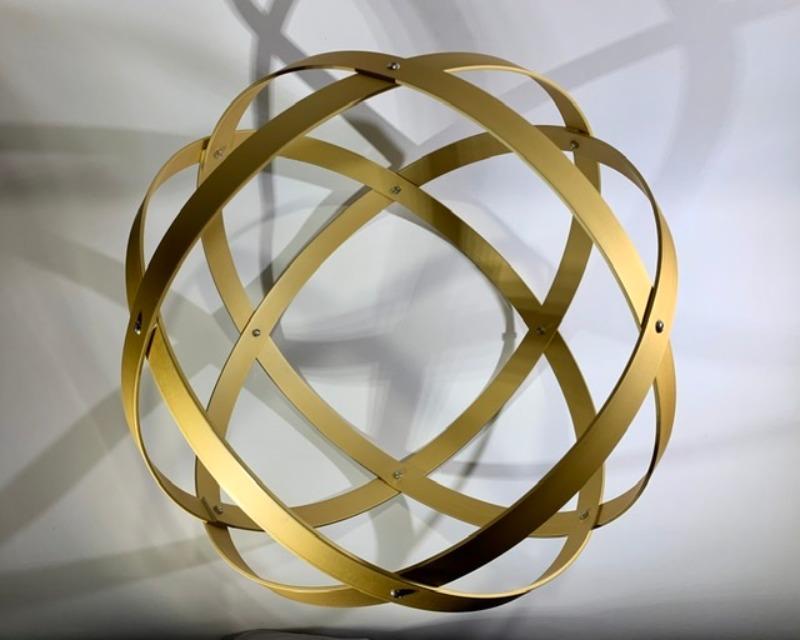 genesa-31-cm-alluminio-satinato-oro-profilo-2-cm
